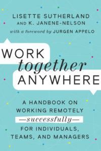 Work Together Anywhere Handbook cover