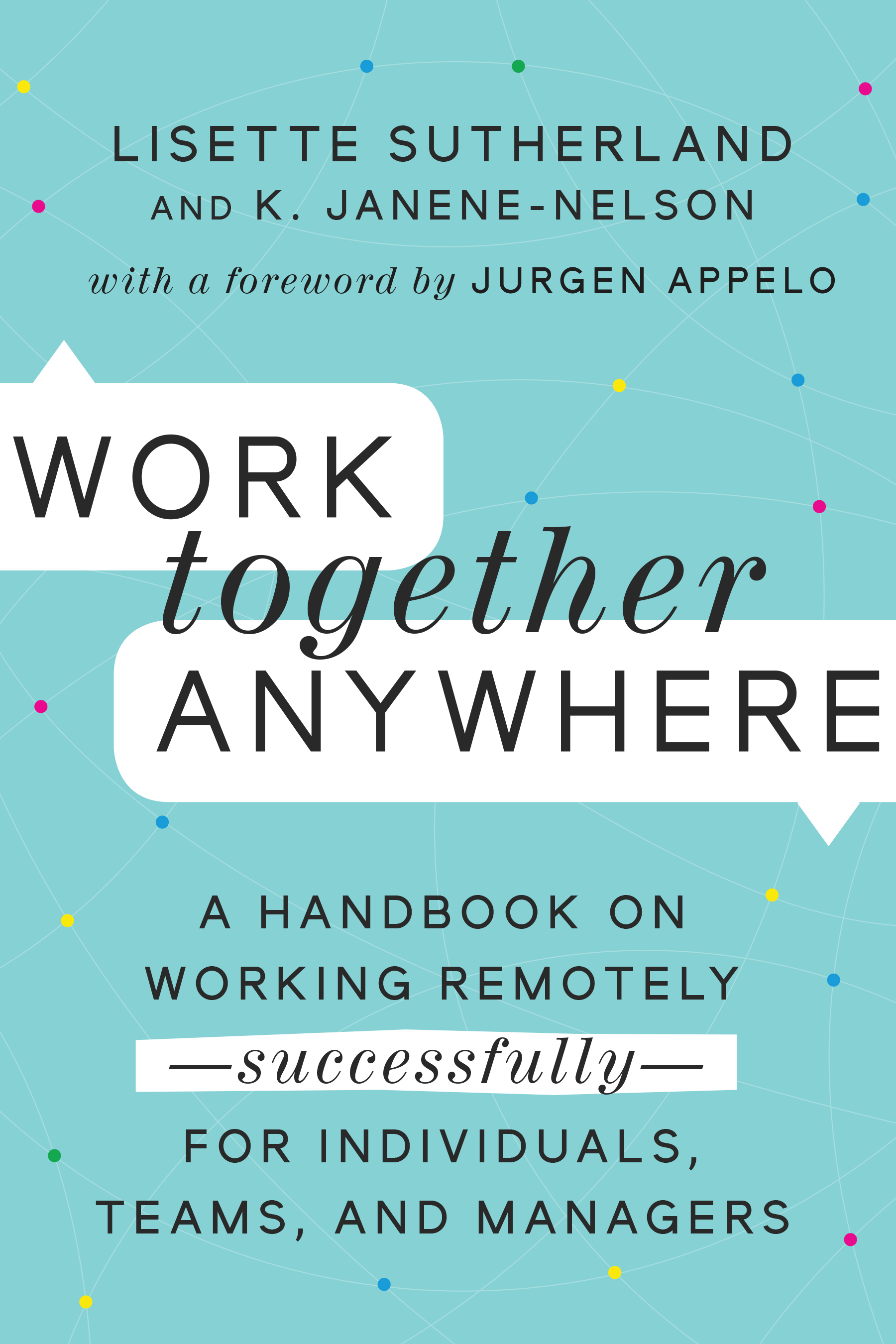 Work Together Anywhere Handbook cover