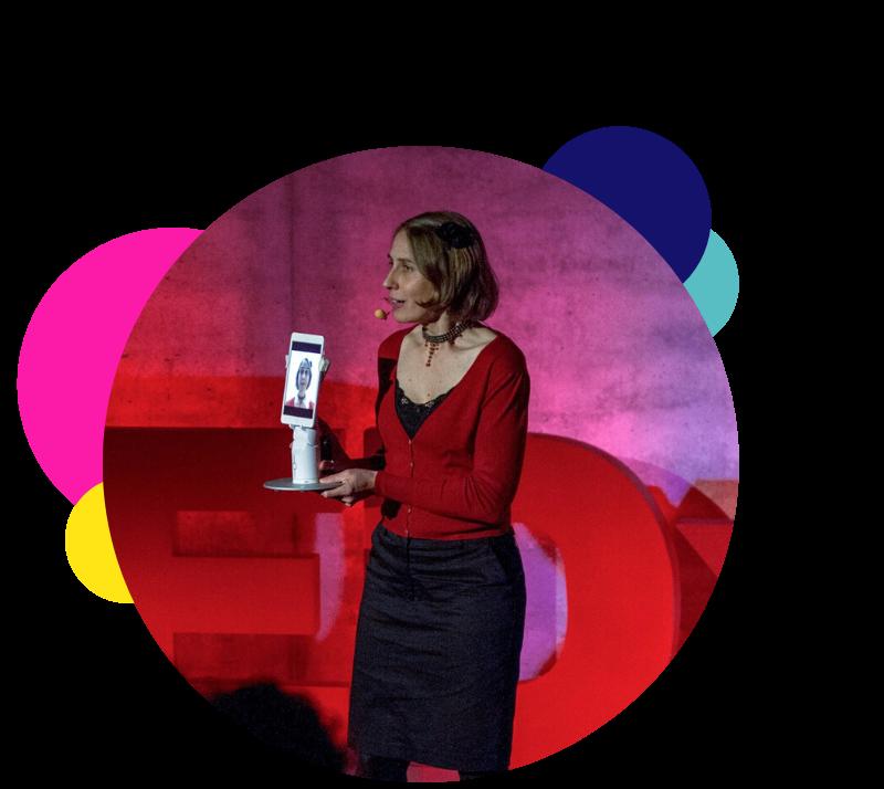 Lisette Sutherland, professional speaker